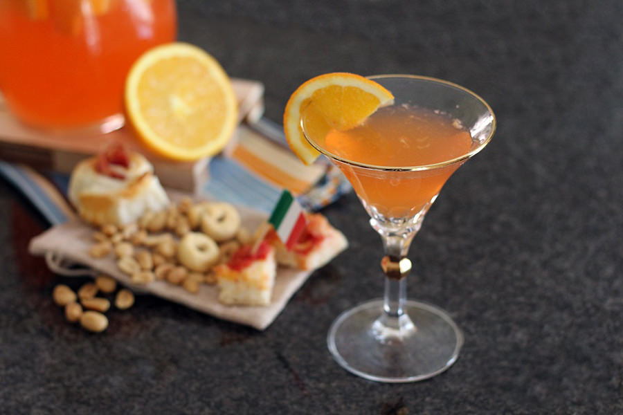 Cocktail all'Arancia di Ribera